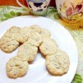 Як приготувати печиво з вівсяними пластівцями і кунжутом - рецепт
