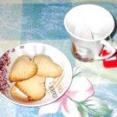 Як приготувати печиво сердечка з конфітюром - рецепт