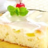 Як приготувати персиковий пиріг - рецепт