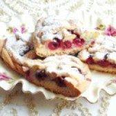 Як приготувати пісочний пиріг з вишнею - рецепт
