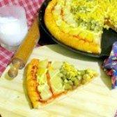Як приготувати піцу з ананасами - рецепт