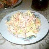Як приготувати салат з шинкою і квасолею - рецепт