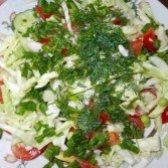 Як приготувати салат із зеленим горошком - рецепт