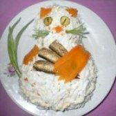 Як приготувати салат вдала рибалка - рецепт