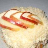Як приготувати салат в яблучко - рецепт