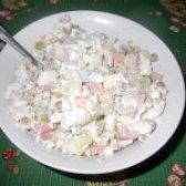 Як приготувати салат зимовий з селерою - рецепт