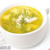 Що таке суп-локшина?