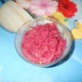 Як приготувати буряковий салат з сиром і горіхами - рецепт