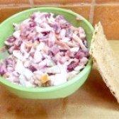 Як приготувати ситний овочевий салат - рецепт