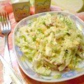 Як приготувати ситний салат з пекінської капусти - рецепт