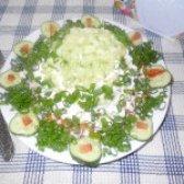 Як приготувати весняний листковий салатик - рецепт