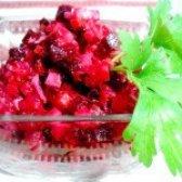 Як приготувати вінегрет з капустою та огірками - рецепт