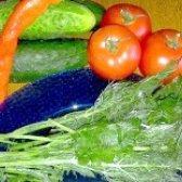 Як приготувати заморожений кріп і петрушка - рецепт