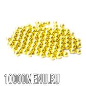Цукрові кульки золоті та їх вживання
