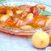 Кулінарний рецепт абрикосове варення з мигдалем з фото