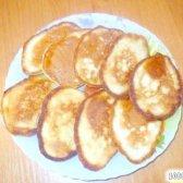 Кулінарний рецепт бананові оладки з фото