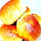 Кулінарний рецепт булочки бриош з фото