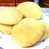 Кулінарний рецепт булочки ванільні з фото