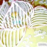 Кулінарний рецепт квітку з айсінгом з фото