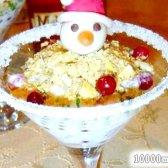 Кулінарний рецепт десерт новорічний з фото