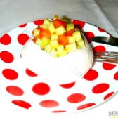 Кулінарний рецепт фарширована моцарелла з фото