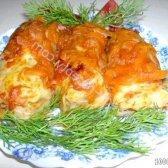 Кулінарний рецепт голубці в духовці з фото