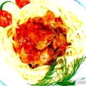 Кулінарний рецепт гуляш з овочами з фото