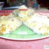 Кулінарний рецепт картопляна запіканка з сиром з фото
