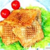 Кулінарний рецепт котлета в вафлі з фото