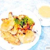 Кулінарний рецепт курка на молоці з фото