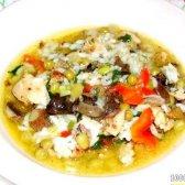 Кулінарний рецепт курка з овочами по-китайськи з фото