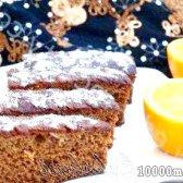 Кулінарний рецепт леках - єврейський медовий пиріг з фото