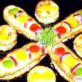 """Кулінарний рецепт овочева закуска """"перехрестя"""" з фото"""
