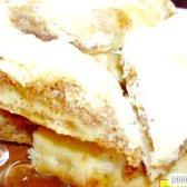Кулінарний рецепт пахлава з дріжджового тіста з фото