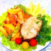 Кулінарний рецепт пілакі з кефалі з фото
