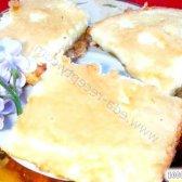 Кулінарний рецепт пиріг з ревенем з фото