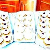 Кулінарний рецепт тістечко насолоду з фото