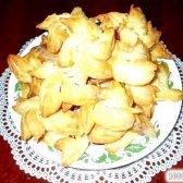 Кулінарний рецепт тістечко вертушки з фото