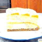 Кулінарний рецепт пляцок персик з фото