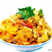 Кулінарний рецепт рагу кабачки з капустою з фото