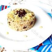 Кулінарний рецепт різотто з грибами з фото