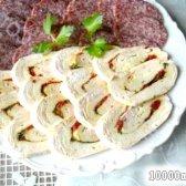 Кулінарний рецепт рулет курячий з омлетом з фото