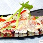 """Кулінарний рецепт салат """"морський бриз"""" з фото"""