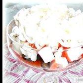 """Кулінарний рецепт салат """"п'ятірочка"""" з фото"""