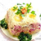 Кулінарний рецепт салат по-королівськи з фото