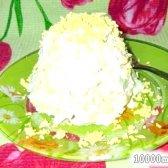 Кулінарний рецепт салат вкусняшка з фото