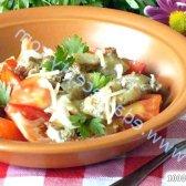 Кулінарний рецепт салат-загадка з фото