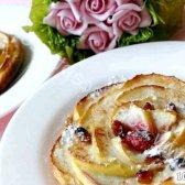 Кулінарний рецепт листкові трояндочки з фото