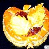 """Кулінарний рецепт слойки """"золоте яблучко"""" з фото"""