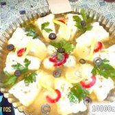 Кулінарний рецепт судак заливний з фото